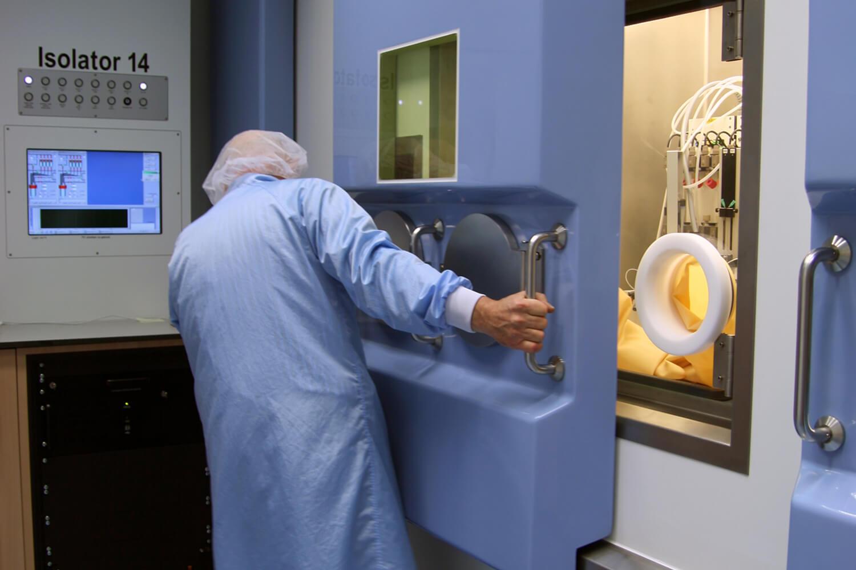 GMP-2 laboratorium VUmc