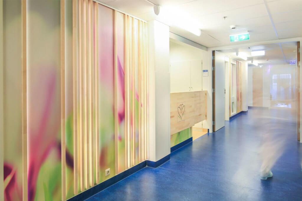 Neonatale IC afdeling LUMC
